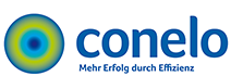 Conelo – Experte im Prozessmanagement Logo
